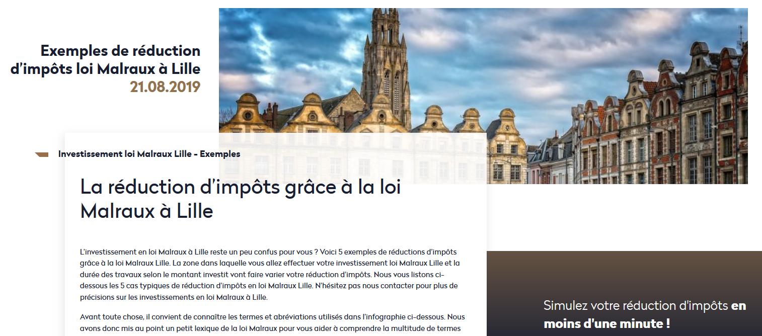 investissement locatif lille.com